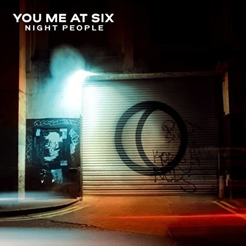 You Me at Six - Night People [CD]