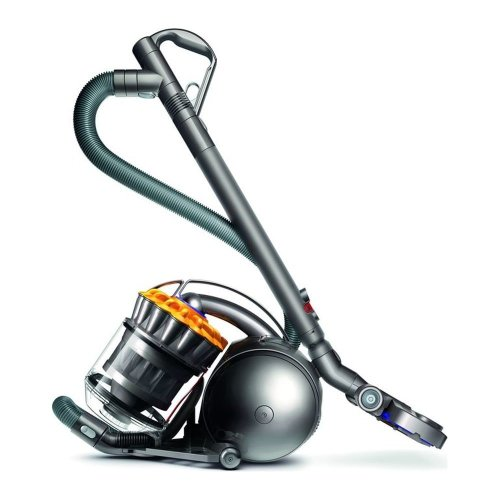 DYSON Ball Multi Floor Cylinder Bagless Vacuum Cleaner - Silver, Silver - Refurbished