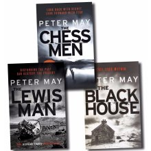 Peter May Lewis Trilogy Series 3 Books Collection Set