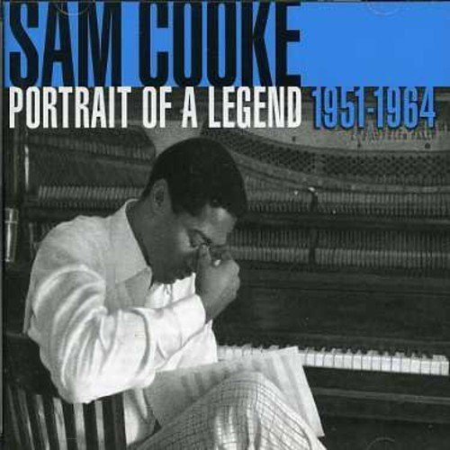 Sam Cooke - Portrait of a Legend [CD]