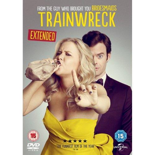 Trainwreck DVD [2015]