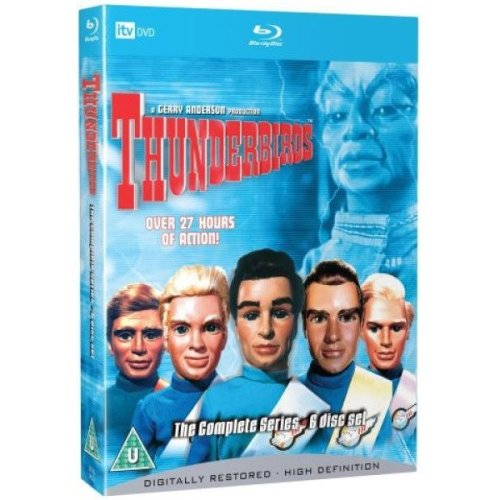 Thunderbirds - The Complete Collection Blu-Ray [2008]