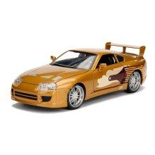 JADA 1:24 Slap Jacks Toyota Supra - The Fast & Furious Diecast Car