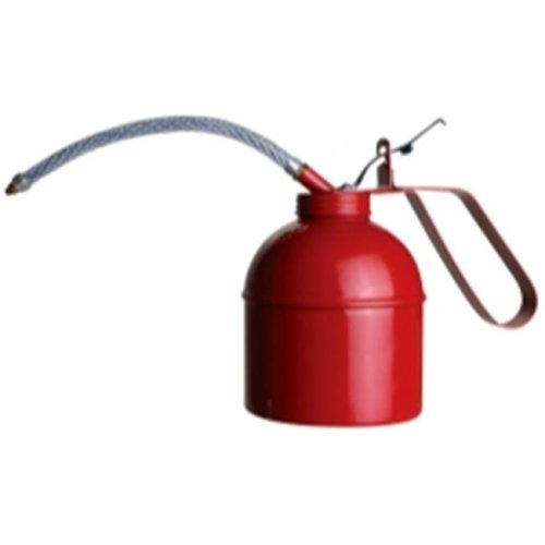 Lever Oil Can with Flex Spout 1 Pint