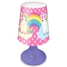 Sweet Dreams Unicorn Table Lamp
