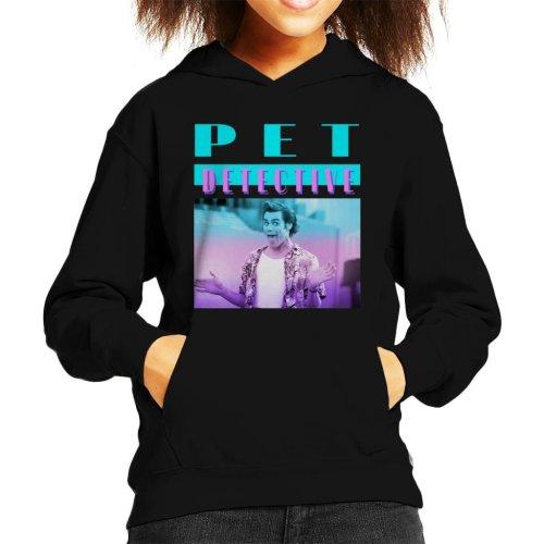 Ace Ventura Pet Detective Movie Scene Kid's Hooded Sweatshirt