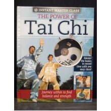 Instant Master Class The Power of Tai Chi Book and DVD (PAL) - Used