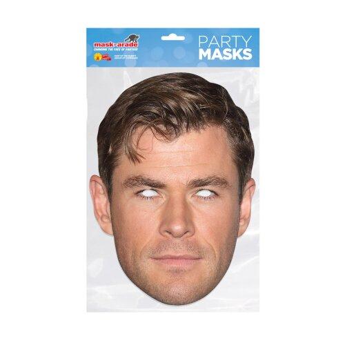 Chris Hemsworth Celebrity official Face Mask
