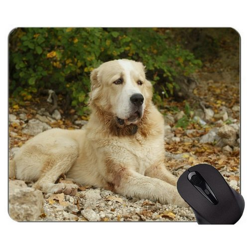 Mouse Pad,German Shepherd Dog Puppy Cute Mouse Pads,Dog Non-Slip Rubber Base Mousepad