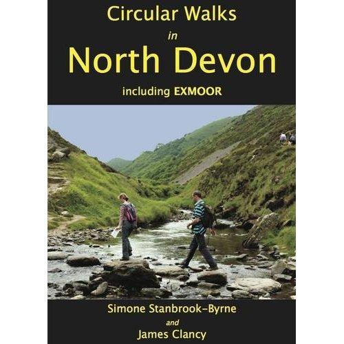 Circular Walks in North Devon: Including Exmoor