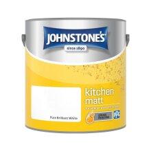 Kitchen Matt 2.5L, Pure Brilliant White