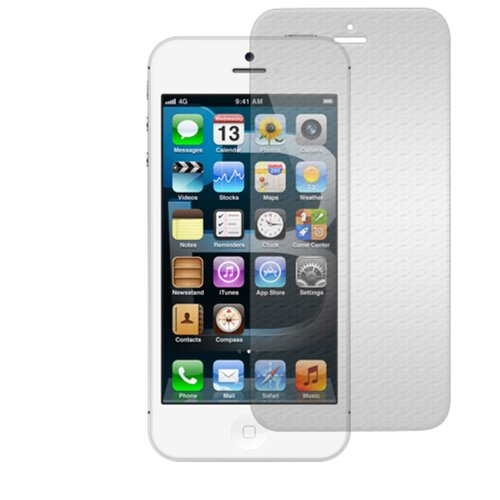 Apple iPhone 5 and 5S Screen Guard Protector X4