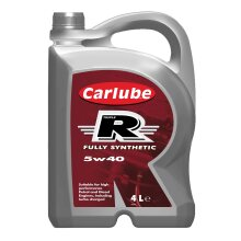 Carlube Triple R 5w40 Fully Synthetic Engine Oil - 4L