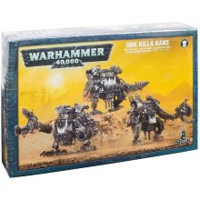 Games Workshop 99120103024' Warhammer 40,000' Ork Killa Kans Action Figure