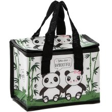 Bambootiful Panda Lunch Bag