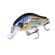 Fishing Lure Floating Artificial plastic Hard Bass Pike Fishing Tackle