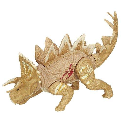 Jurassic World Bashers & Biters Stegosaurus Figure