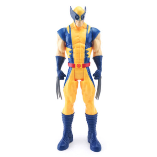 Avengers Wolverine Figure Toy 29cm Collection Model