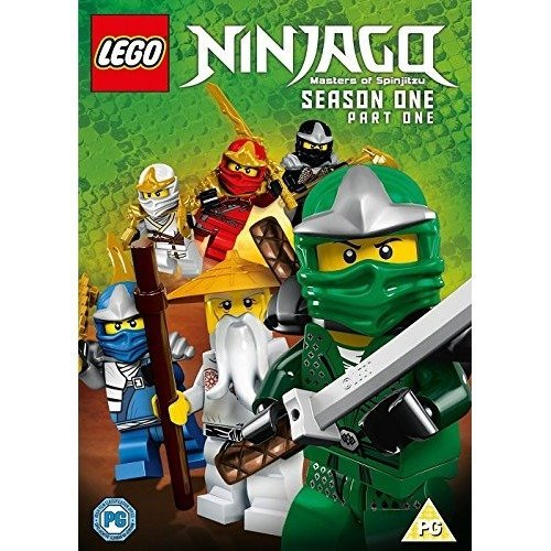 Lego Ninjago - Season 1 - Part 1 - Used