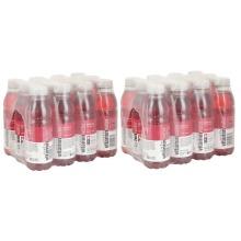 Glaceau Vitamin Water Raspberry Apple No Sugar 24x 500ml BestBef AUG20