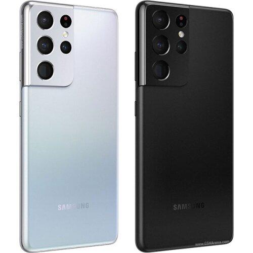 (Unlocked, Phantom Black) Samsung Galaxy S21 Ultra 5G Dual Sim | 256GB | 12GB RAM