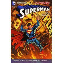 Superman Volume 1: What Price Tomorrow? TP (The New 52) - Used