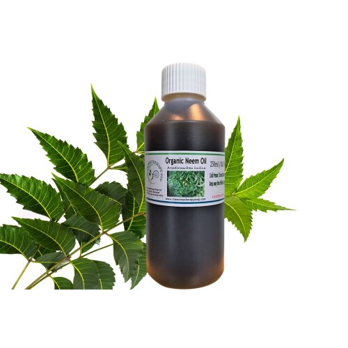 Pure Organic Neem Oil