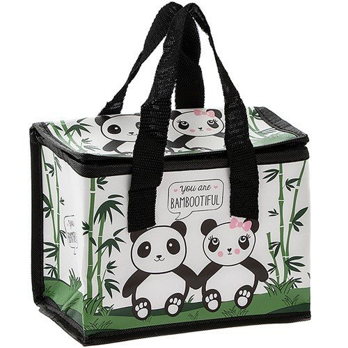 Bambootiful Panda Lunch Bag