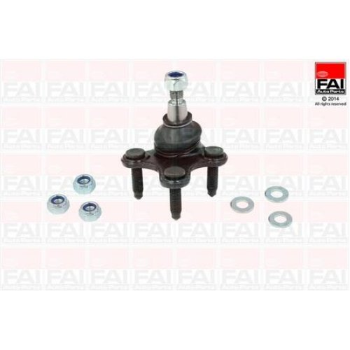 Front Left FAI Replacement Ball Joint SS2465 for Skoda Octavia 1.8 Litre Petrol (10/11-12/13)