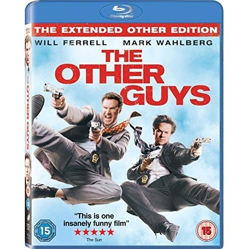 The Other Guys Blu-Ray [2011]