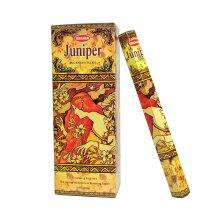 Krishan Incense - Juniper Perfume Fragrance Aroma Joss 120 Sticks
