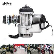 49cc MiniMoto Pullstart Engine Dirt Bike Quad Dirt Race Motard Mini M