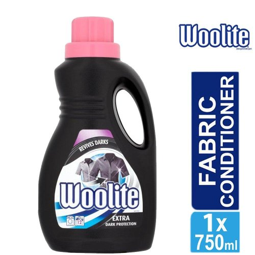 Woolite Extra Dark Laundry Protection Liquid Detergent 750ml Up To 12 Washes