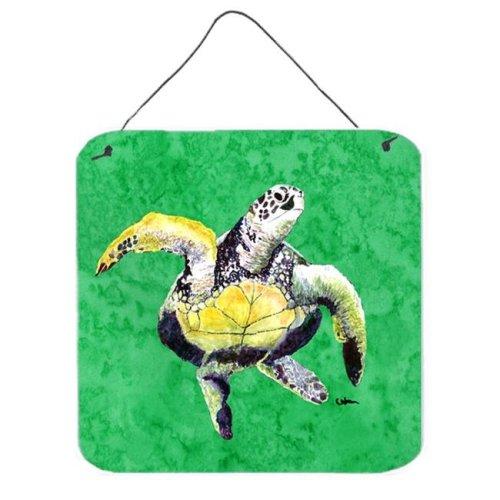 Turtle Aluminium Metal Wall Or Door Hanging Prints