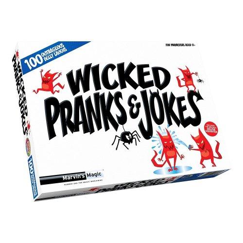 Marvin's Magic MM WPJ Wicked Pranks and Jokes