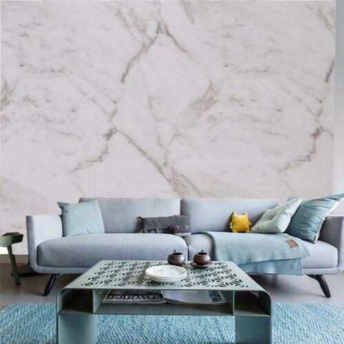 10m Granite Look Marble Effect Film Self Adhesive Wallpaper Covering