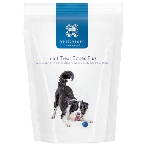 Dog Supplements   Joint Treat Bones Plus   Healthspan   90 Treats