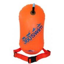 buoy Tow Float 48 x 28 cm TPU orange