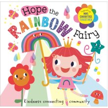 Hope The Rainbow Fairy Supporting NHS Charities Together - Used