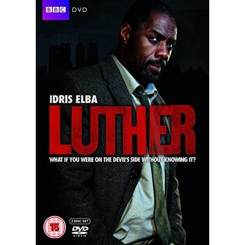 Luther Series 1 DVD [2010]
