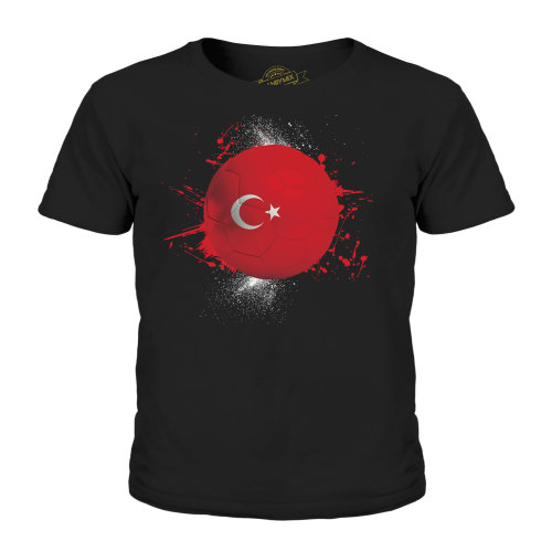 Candymix - Turkey Football - Unisex Kid's T-Shirt