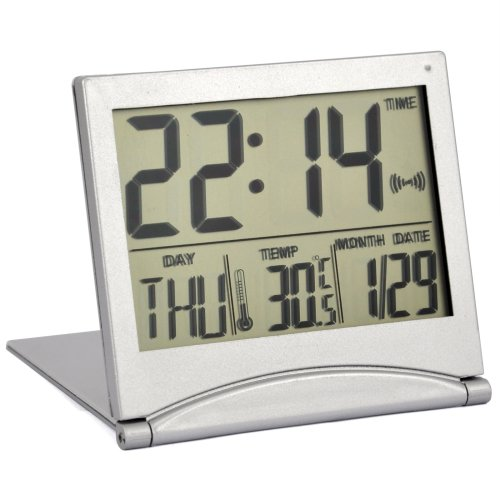 Trixes Multi-Function Desk Clock   Digital Desk Clock