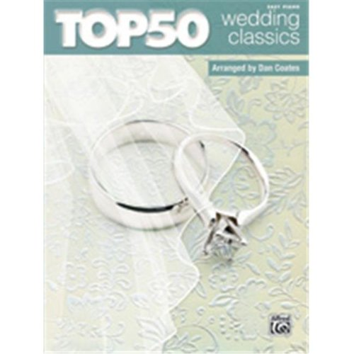 Alfred 00-33269 TOP 50 WEDDING CLASSICS - EP COATES