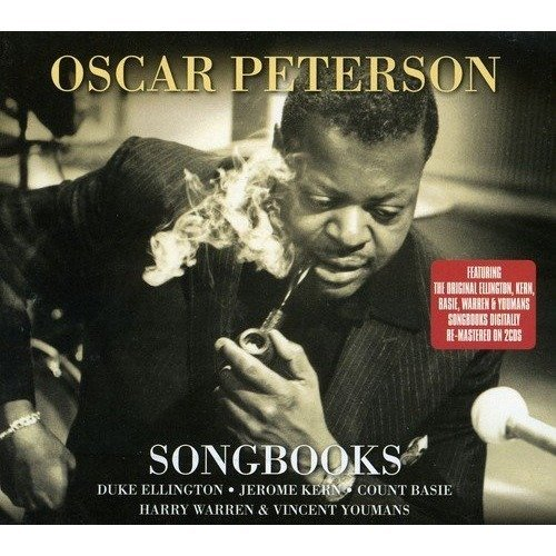 Oscar Peterson - Songbooks [CD]
