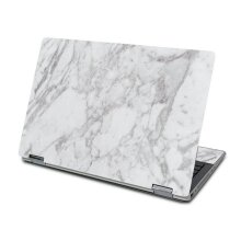 MightySkins HPPX360145-Frost Marble Skin for 14 in. 2019 HP Pavilion X360, Frost Marble