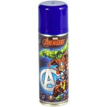 serpentine spray Avengers junior 83 ml aluminium blue
