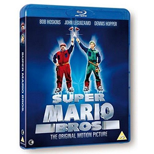 Super Mario Bros Blu-Ray [2014]