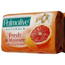 Palmolive Naturals Refreshing Moisture with Citrus &amp Cream Bar Soap 80 G  28 Oz Bars (Pack of 12)