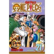 One Piece Volume 21 - Used