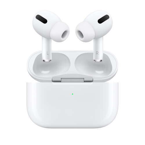Apple AirPods Pro with Wireless Charging Case | MWP22ZM/A